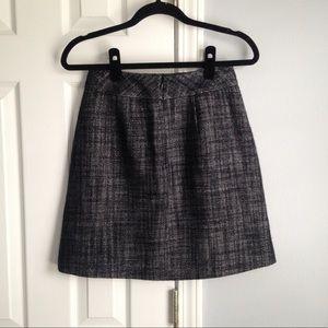 BCBGMaxAzria Skirts - BCBGMaxAzria tweed mini skirt